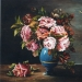 13-rote-rosen-in-blauer-vase-1996