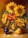 35-sonnenblumen-in-tonvase-2003