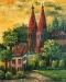 6-landschaft-mit-kirche-1983