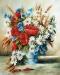 87-blumenstillleben-mit-rotem-mohn-und-kornblumen-2008